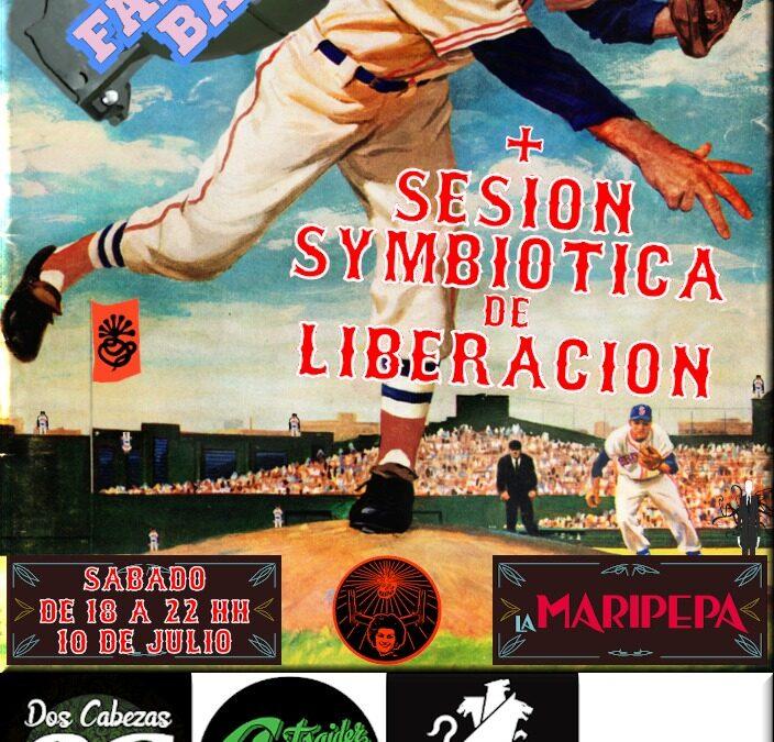 1ª Feria de fanzines. Sesion Symbiotica de Liberación