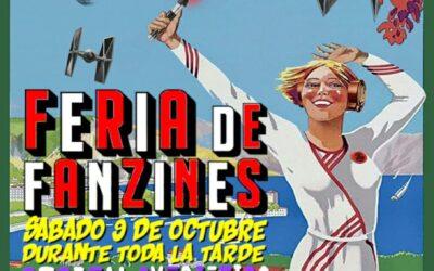 2ª Feria de Fanzines. Sabado 9 de Octubre.